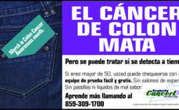 La Voz Half Page Translated_Colon Cancer_2-24-15